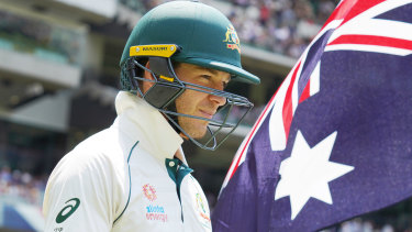 Piling on the Paine: series win against New Zealand in hand, Australian skipper targets a whitewash at the SCG.