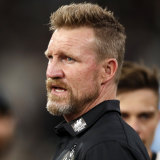 Collingwood coach Nathan Buckley has plenty to ponder ahead of his side's clash with West Coast in Perth.