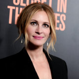 Actress Julia Roberts is rumoured to be in Sydney.