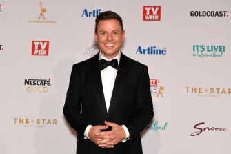2GB Afternoons presenter Ben Fordham will replace Jones.