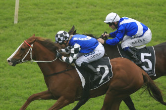 Itz Lily was a Randwick winner in June and resumes in race five.