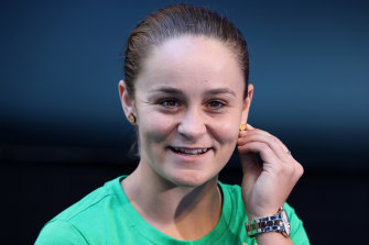 Ashleigh Barty is looking to cap a superb individual year with team success in the Fed Cup.