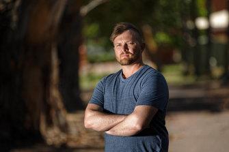 Adam Hooper runs a sperm-donation page on Facebook.