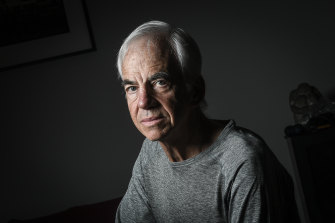 Mathemetician Tony Guttmann