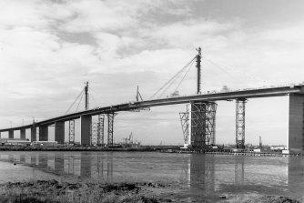The West Gate Bridge in 1978.