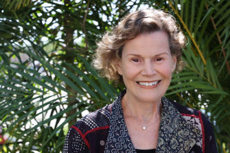 Judy Blume will appear at the Sydney Writers' Festival next week.