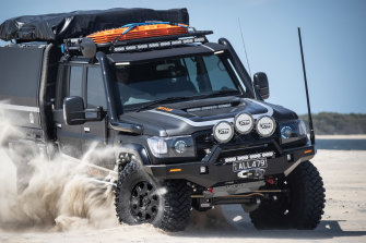 Rhino-Rack has been sold to US firm Clarus for $225 million.