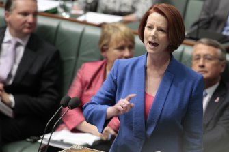 SBS documentary Strong Female Lead examines gender politics during the term of Australia's only female prime minister, Julia Gillard.