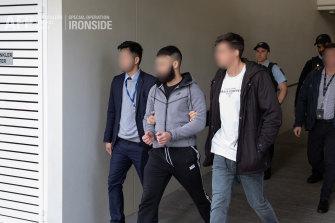 Ayhan Dogan, nephew of suspected drug kingpin Hakan Ayik, was arrested this week.