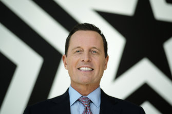 Some have attributed the surprise appointment of Richard Grenell to his loyalty to the President.
