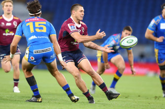 James O'Connor was in inspired form at Cbus Super Stadium.