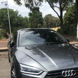 Report of driver parking without a mobility permit in a disabled space in Annandale.