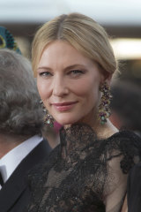 Cate Blanchett surprisingly got a Cannes gong too - for being a good jury president.