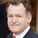 Communing with the dearly departed, Princess Diana's former butler Paul Burrell.