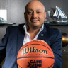 Kestelman says the NBL can help take Tasmania to the world