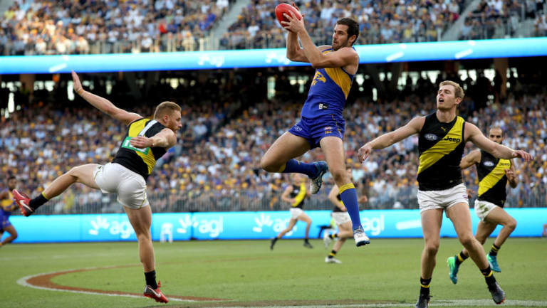 Jack Darling was flying high before his injury and the Eagles hope he can soar again.