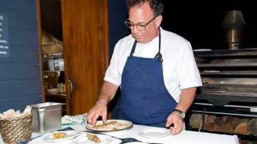 Chef Josiah Citrin is a veteran of Los Angeles's gourmet dining scene.