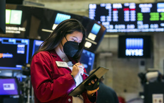 Wall Street had a strong trading session on Easter Monday.