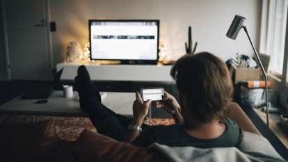 How healthy is double screening in the age of constant distraction?