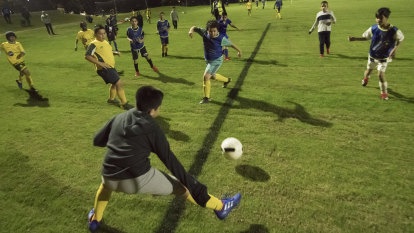 Queensland weekend soccer matches 'absolutely' on for 25,000 players