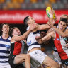 'Defence first': Suffocating Cats primed for premiership tilt