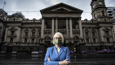 Lord mayor Sally Capp is in a strong position to reclaim the keys to town hall.