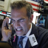 Wall Street slides lower on trade uncertainty