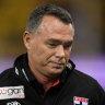 Richardson enters coaching twilight zone