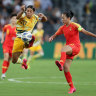 China to play 'home' Olympic qualifier in Sydney