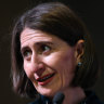 Berejiklian faces rebuke by Liberal Right over abortion reform