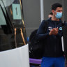 'Confusing and dangerous': Readers respond to arrival of tennis players for the Australian Open