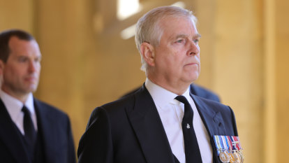 Dozens of charities quietly dump Prince Andrew following Epstein embarrassment