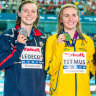 'World record is what it will take' to beat Ledecky in Tokyo: Titmus