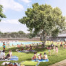 Parramatta to get a replacement $77 million pool after funding stoush