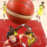 Undefeated Boomers march into quarter-finals