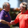 Sheedy to turn to Lloyd to knock off Pagan's star line-up at Flemington