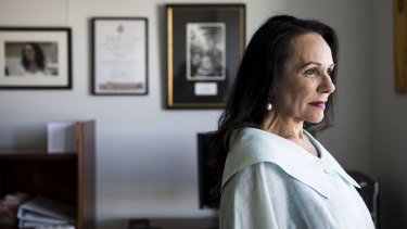 Linda Burney is poised to be the minister for families and social services if Labor wins government.