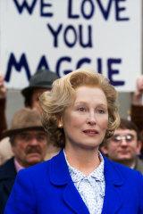 The Iron Lady.