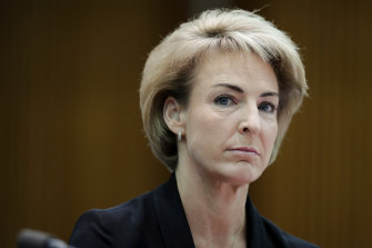 Senator Michaelia Cash.