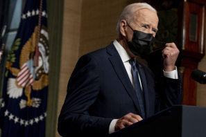 Joe Biden wants to focus on home and the Indo-Pacific, not the Middle East.