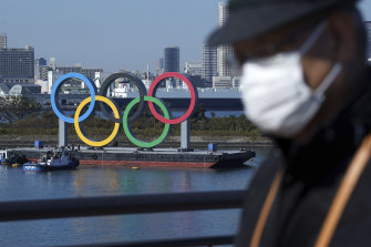 COVID is just one of the problems confronting the Tokyo Olympics.