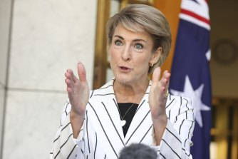 A spokesman for Attorney-General Michaelia Cash said funding proposals would be considered as part of the budget process.