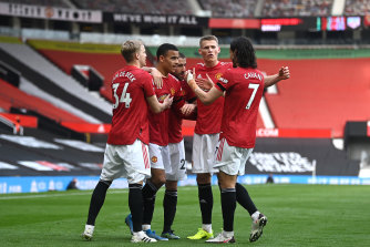 Manchester United are among the clubs keen on the Super League.