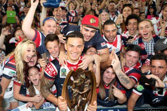 Can SBW inspire a Roosters three-peat?