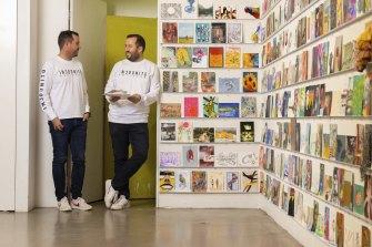 The Incognito Art Show will open its doors at Paddington's Verona studio at 8am on June 5.