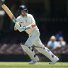 Smith inches towards ton as NSW dominate WA on first day