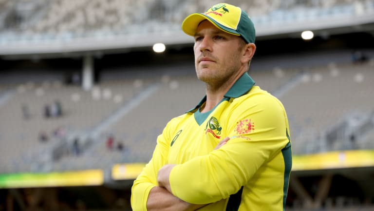 Captain sensible: Aaron Finch has emerged from an era of bombast to prove the type of leader Australia needs.