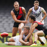 Bombers 'not perfect', McKenna to stay in defence: Worsfold
