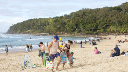 Seas the day: Time is ticking as the tide turns in Noosa