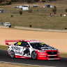 Whincup tops Bathurst practice, Jones hits the wall